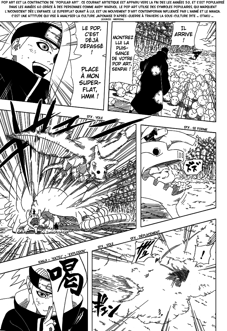Naruto chapitre 358 - Page 3