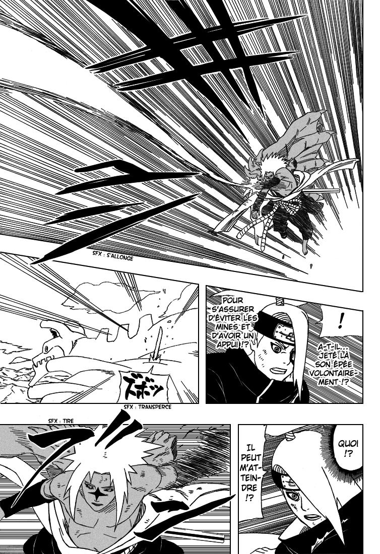 Naruto chapitre 358 - Page 15