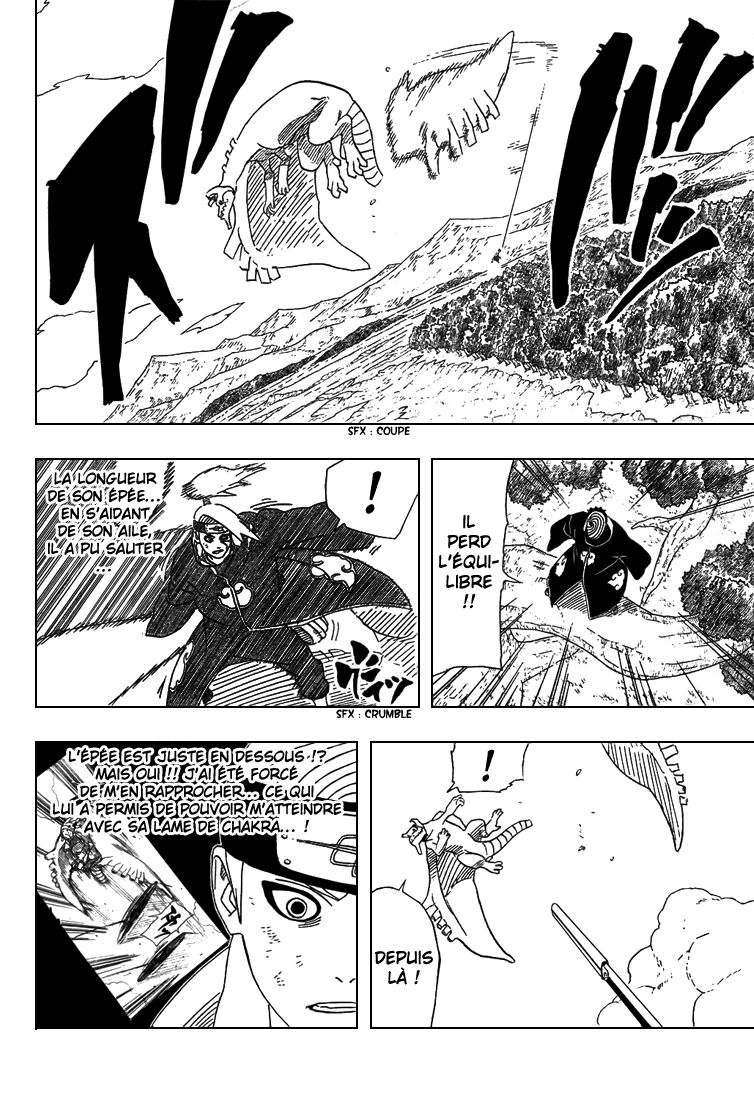 Naruto chapitre 358 - Page 16