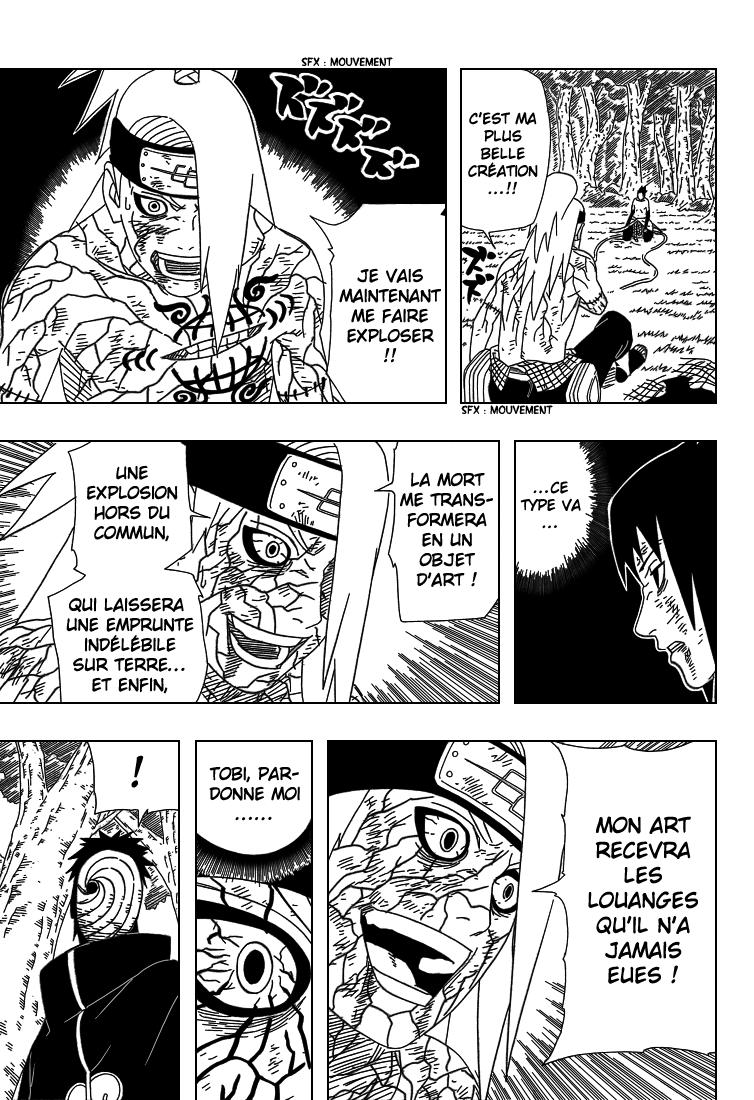 Naruto chapitre 362 - Page 13
