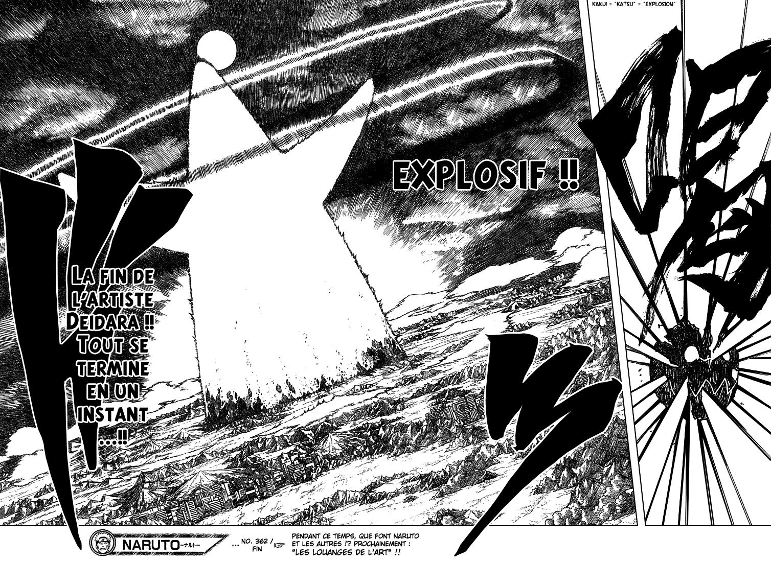 Naruto chapitre 362 - Page 16