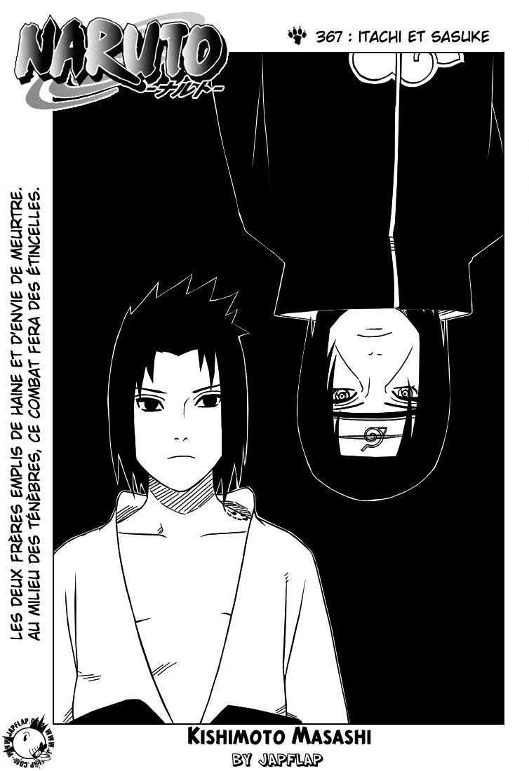 Naruto chapitre 367 - Page 1