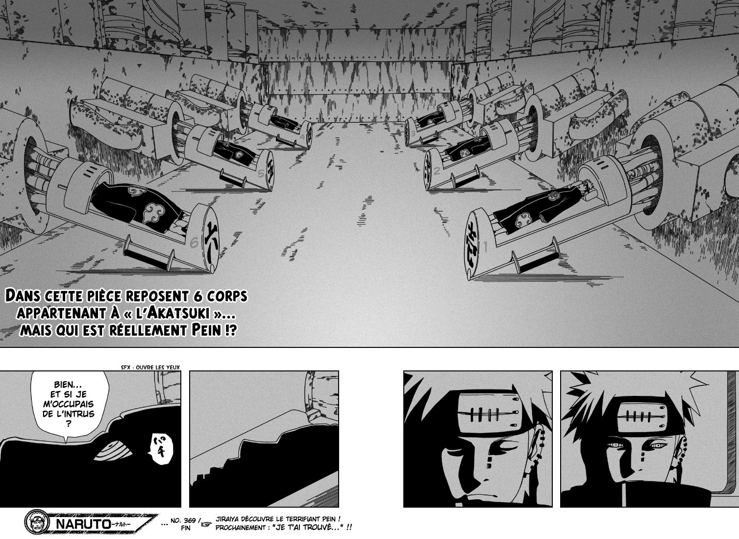 Naruto chapitre 369 - Page 16