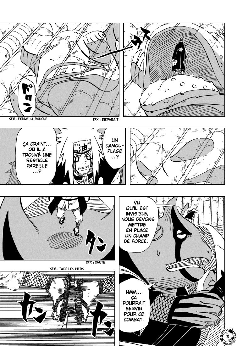 Naruto chapitre 375 - Page 3
