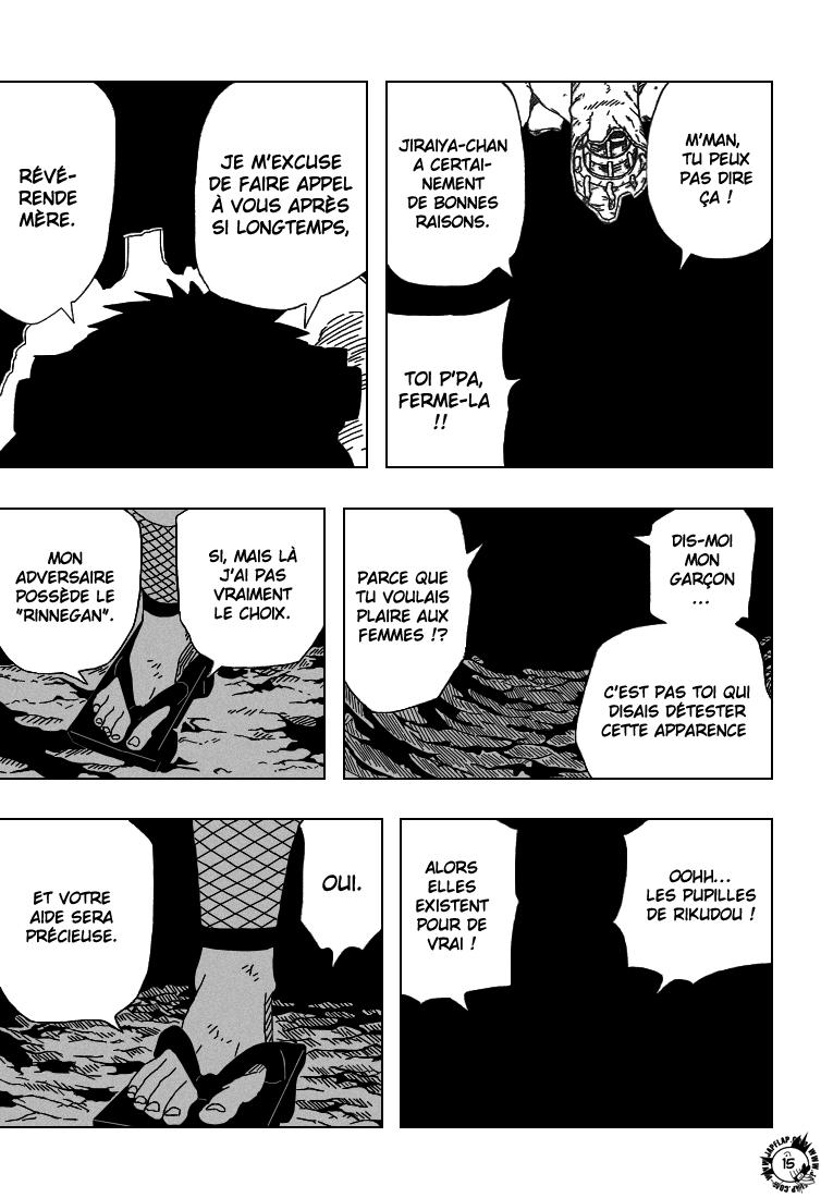 Naruto chapitre 375 - Page 15