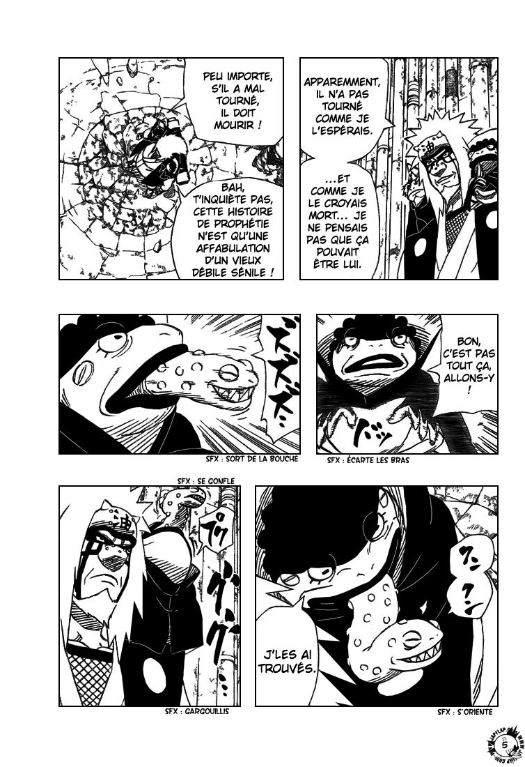 Naruto chapitre 376 - Page 5