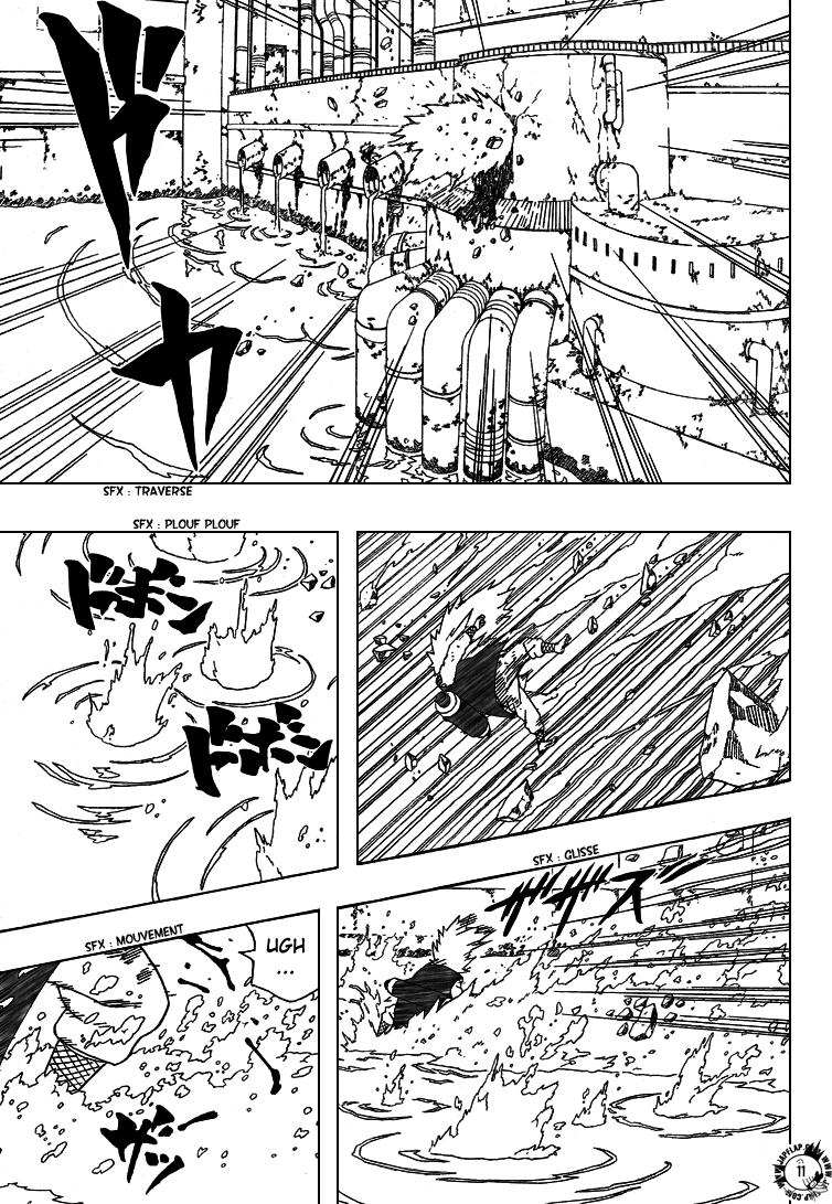 Naruto chapitre 379 - Page 11