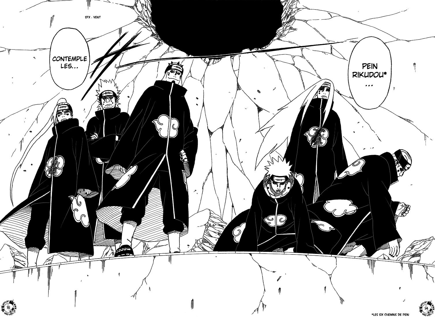 Naruto chapitre 379 - Page 14