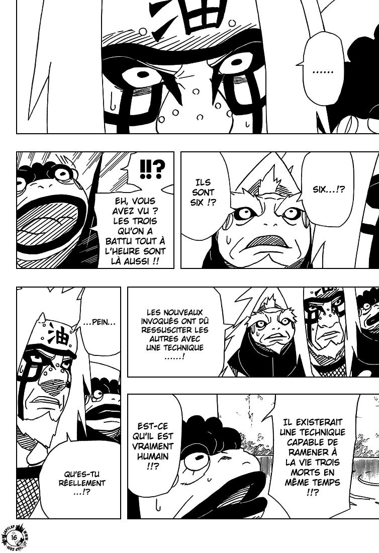 Naruto chapitre 379 - Page 15