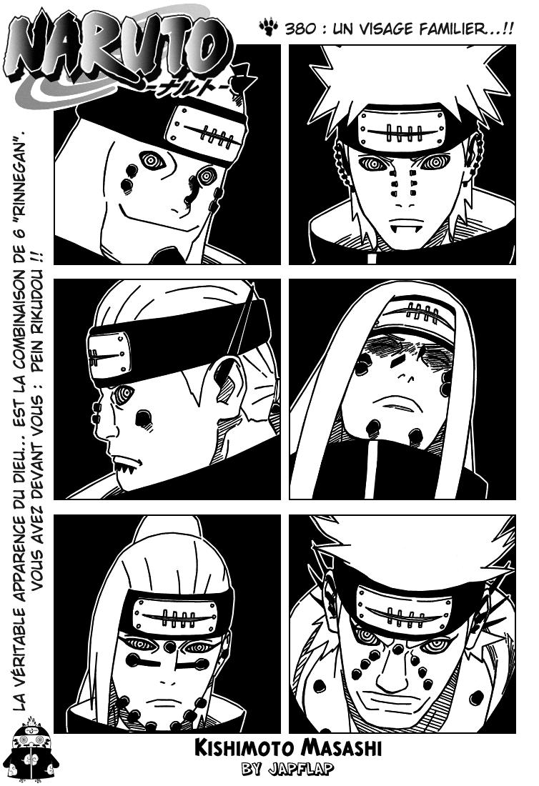 Naruto chapitre 380 - Page 1