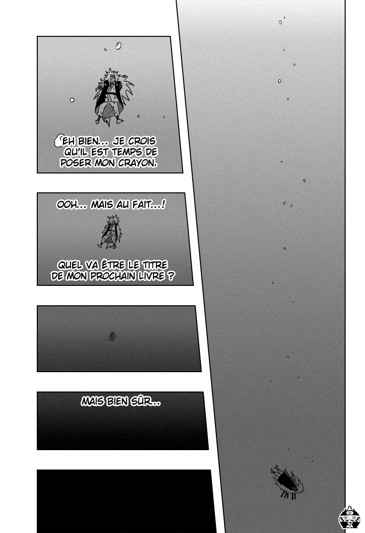 Naruto chapitre 383 - Page 7