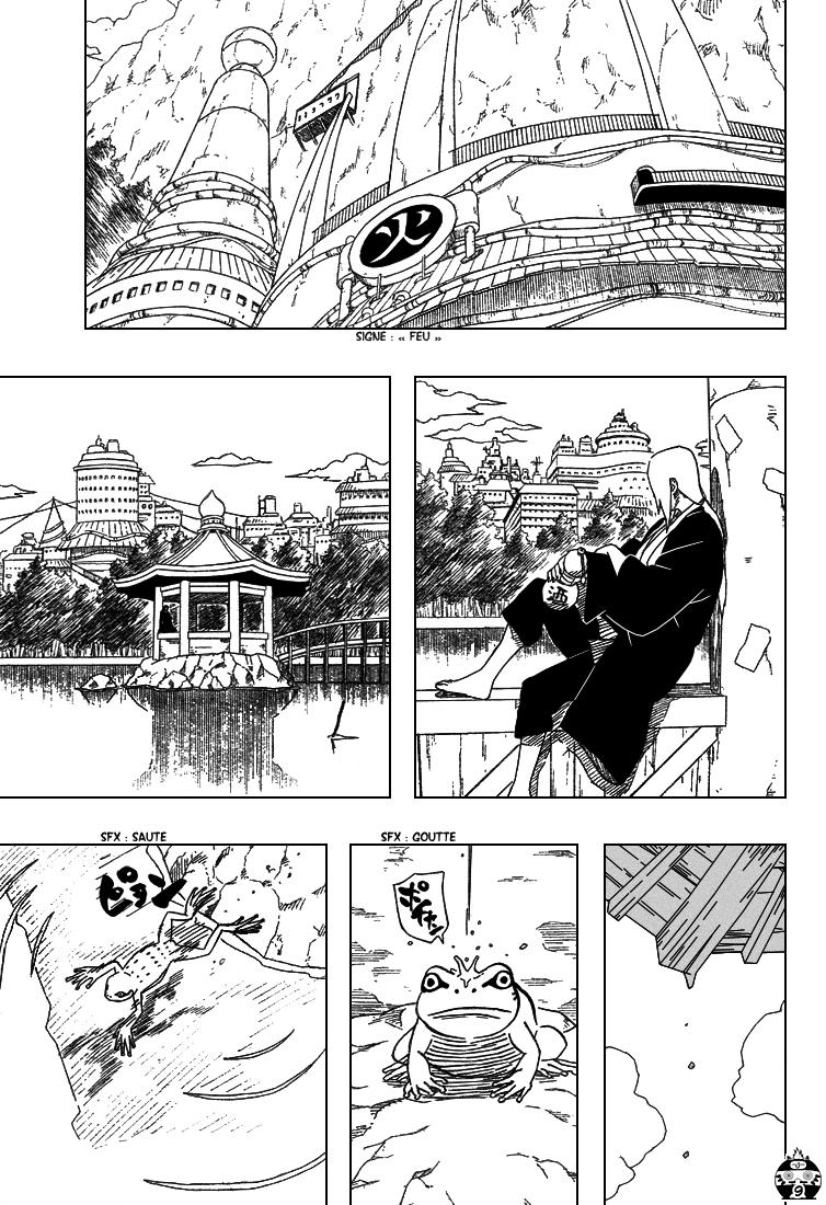 Naruto chapitre 383 - Page 9