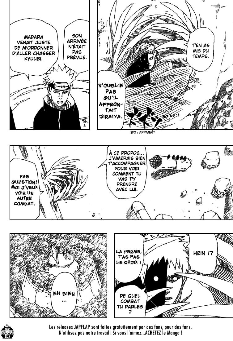 Naruto chapitre 383 - Page 14