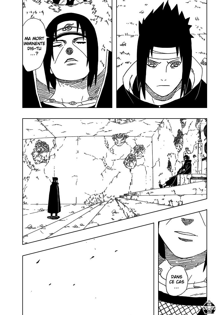 Naruto chapitre 383 - Page 15