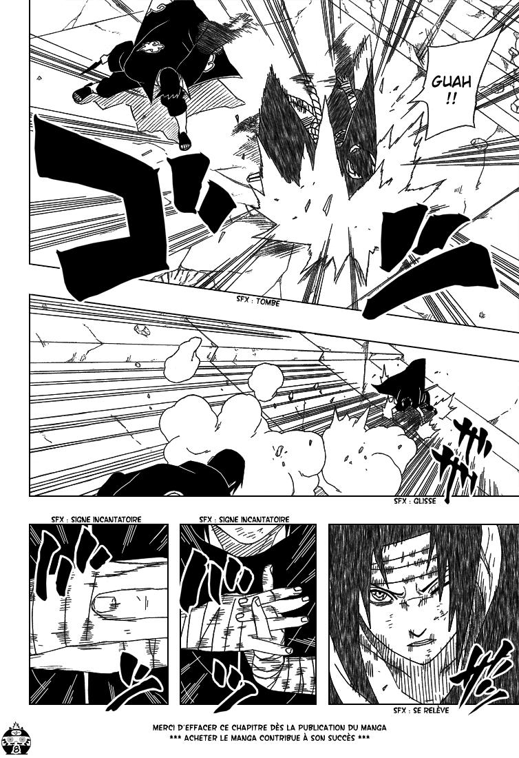 Naruto chapitre 384 - Page 7