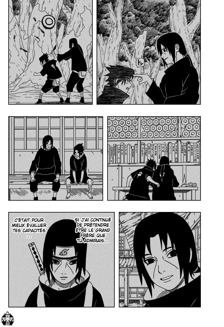Naruto chapitre 385 - Page 8