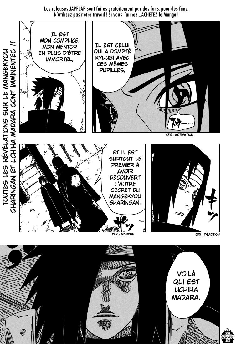 Naruto chapitre 385 - Page 16