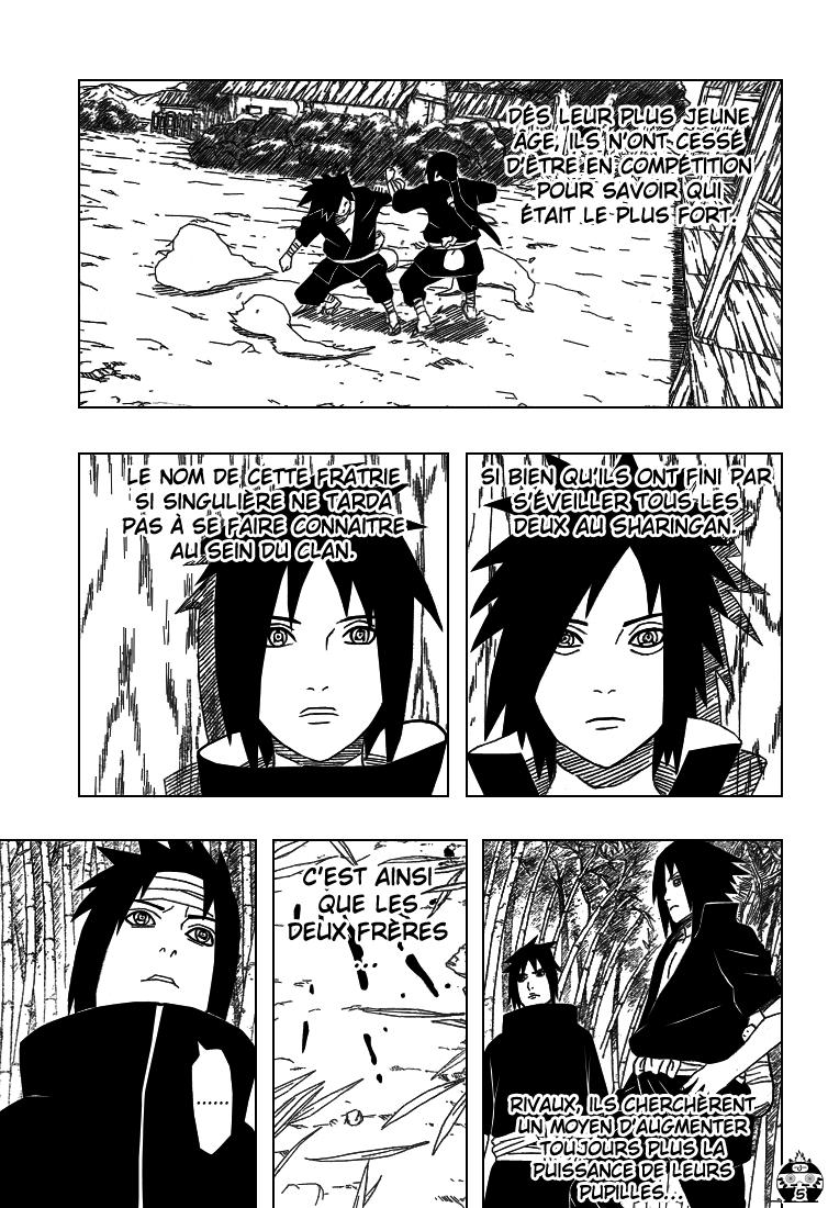 Naruto chapitre 386 - Page 5