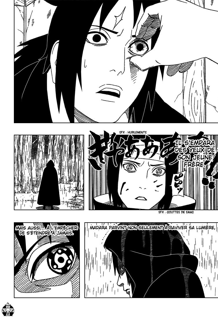Naruto chapitre 386 - Page 8