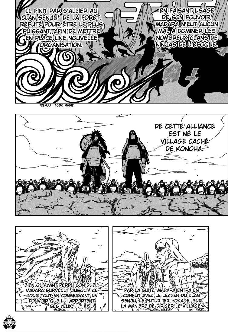Naruto chapitre 386 - Page 10