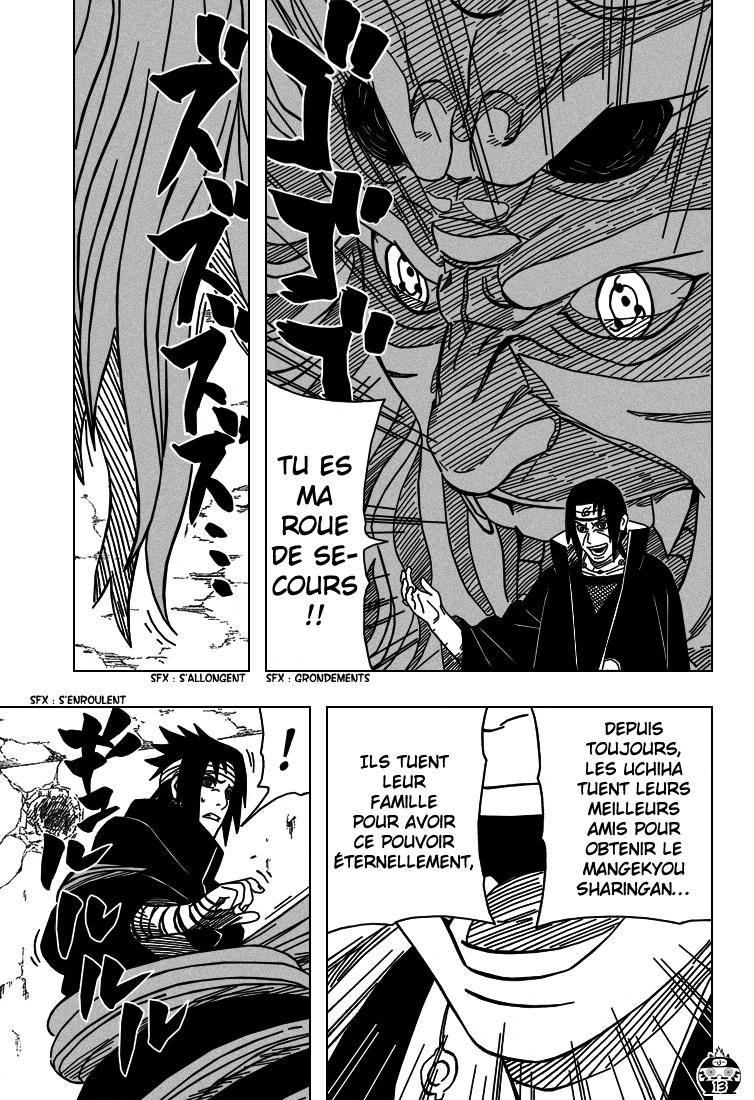 Naruto chapitre 386 - Page 13