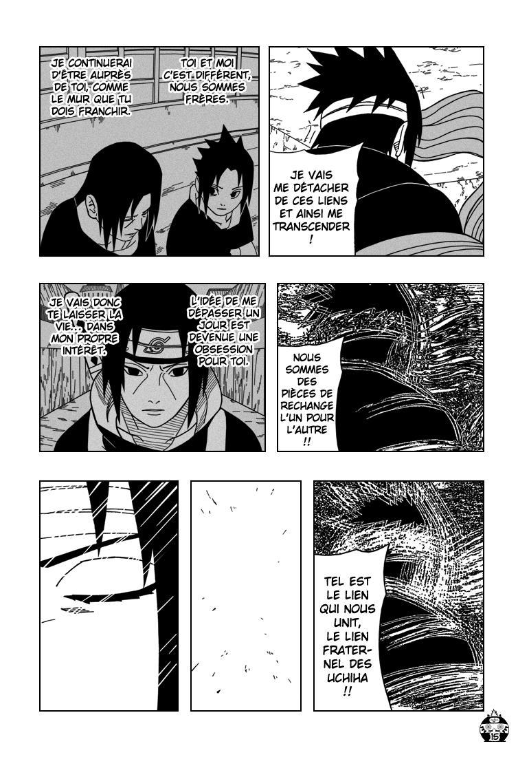 Naruto chapitre 386 - Page 15