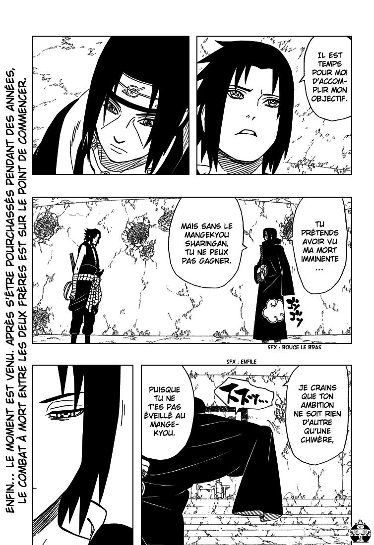 Naruto chapitre 387 - Page 1