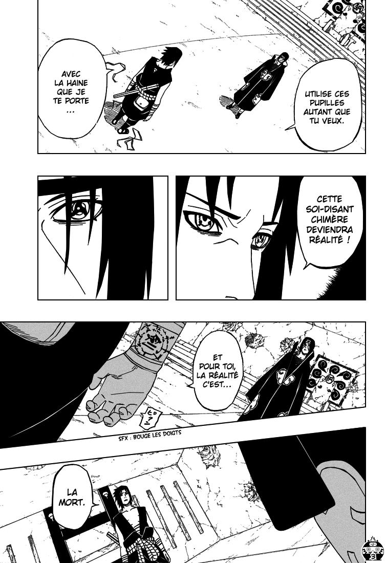 Naruto chapitre 387 - Page 3