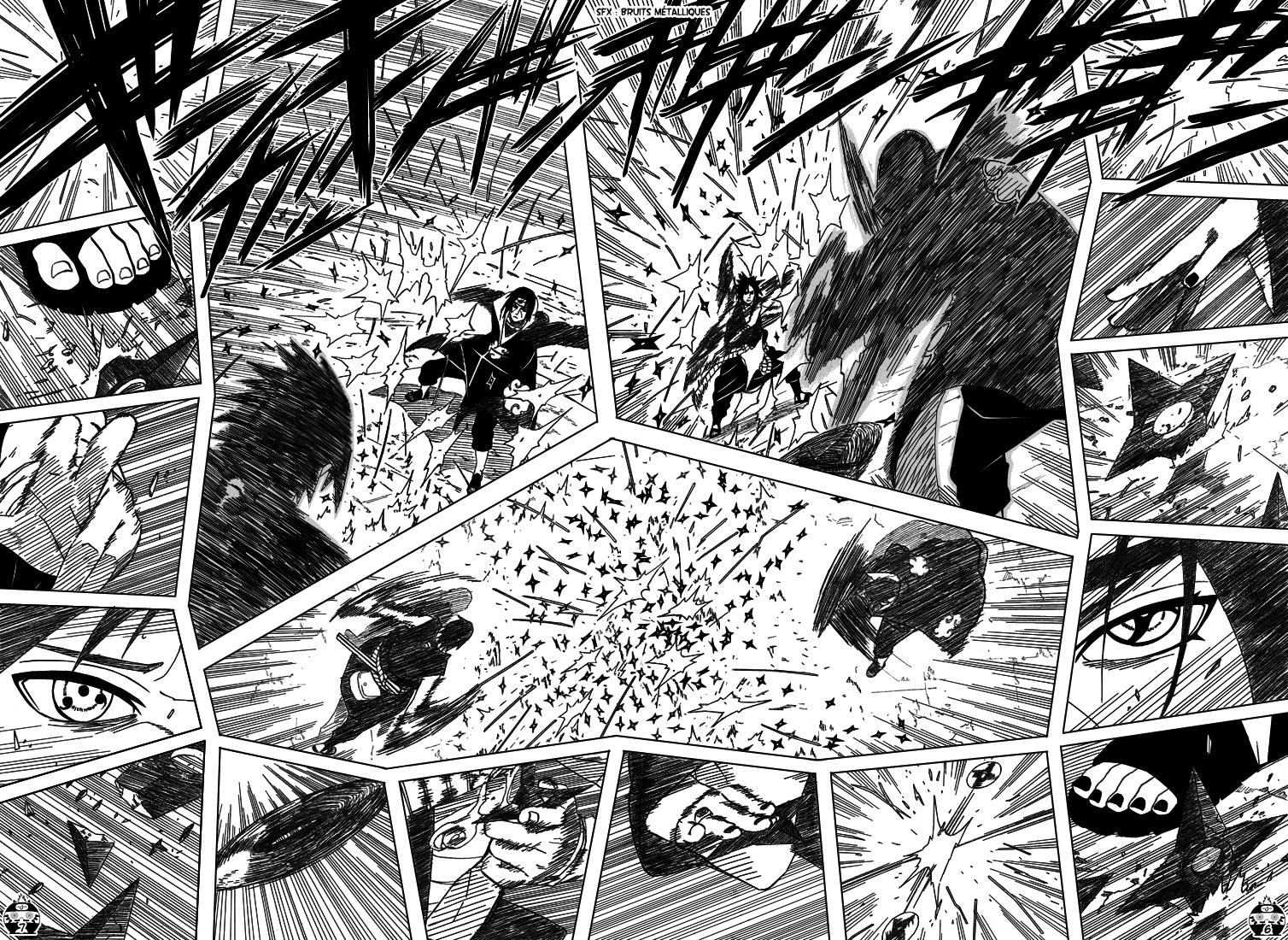 Naruto chapitre 387 - Page 6