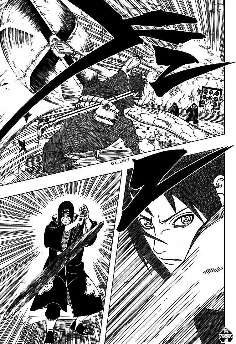 Naruto chapitre 387 - Page 10