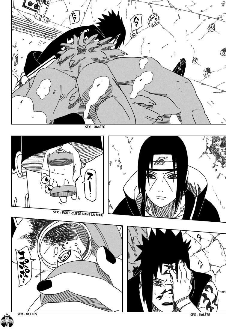 Naruto chapitre 388 - Page 6