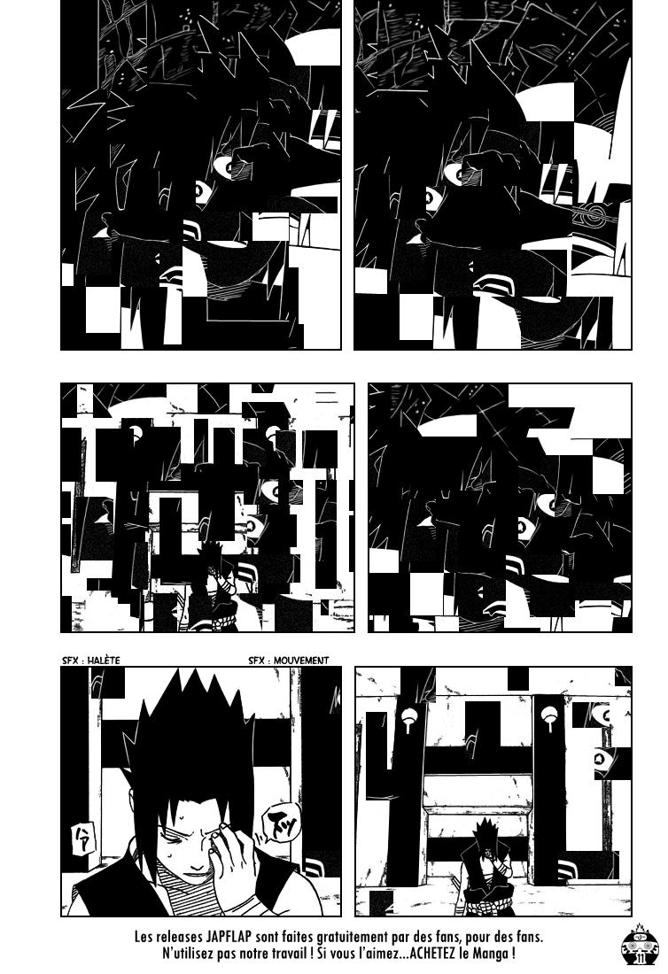 Naruto chapitre 388 - Page 11