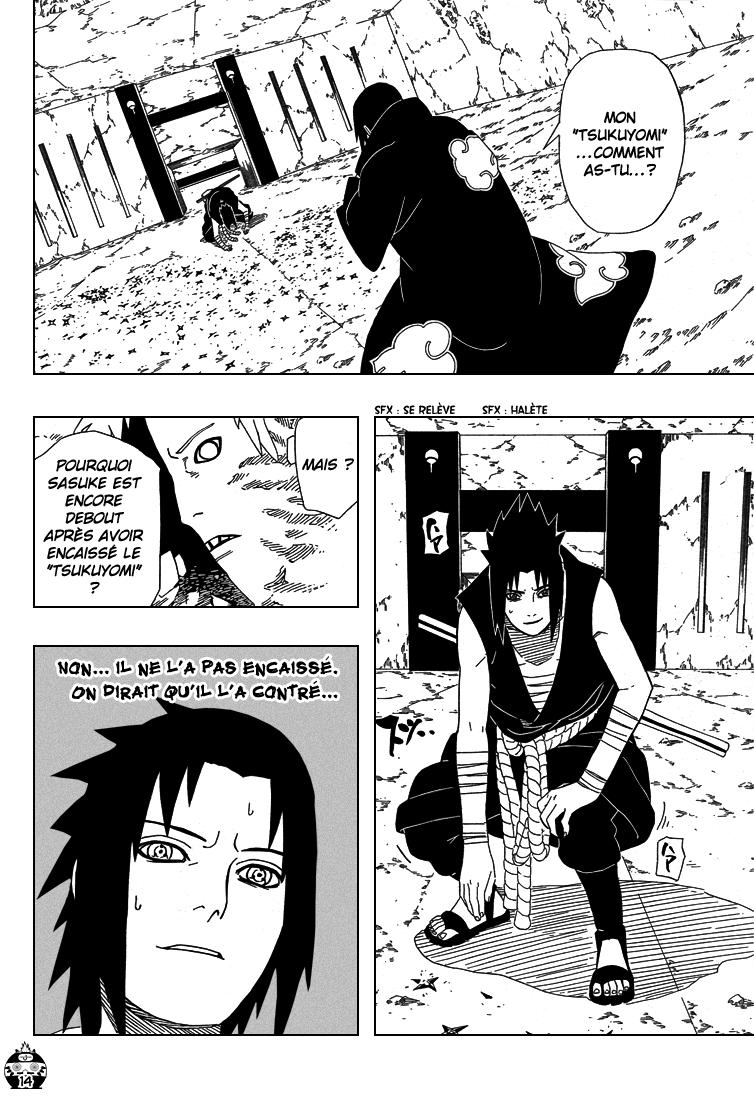 Naruto chapitre 388 - Page 14