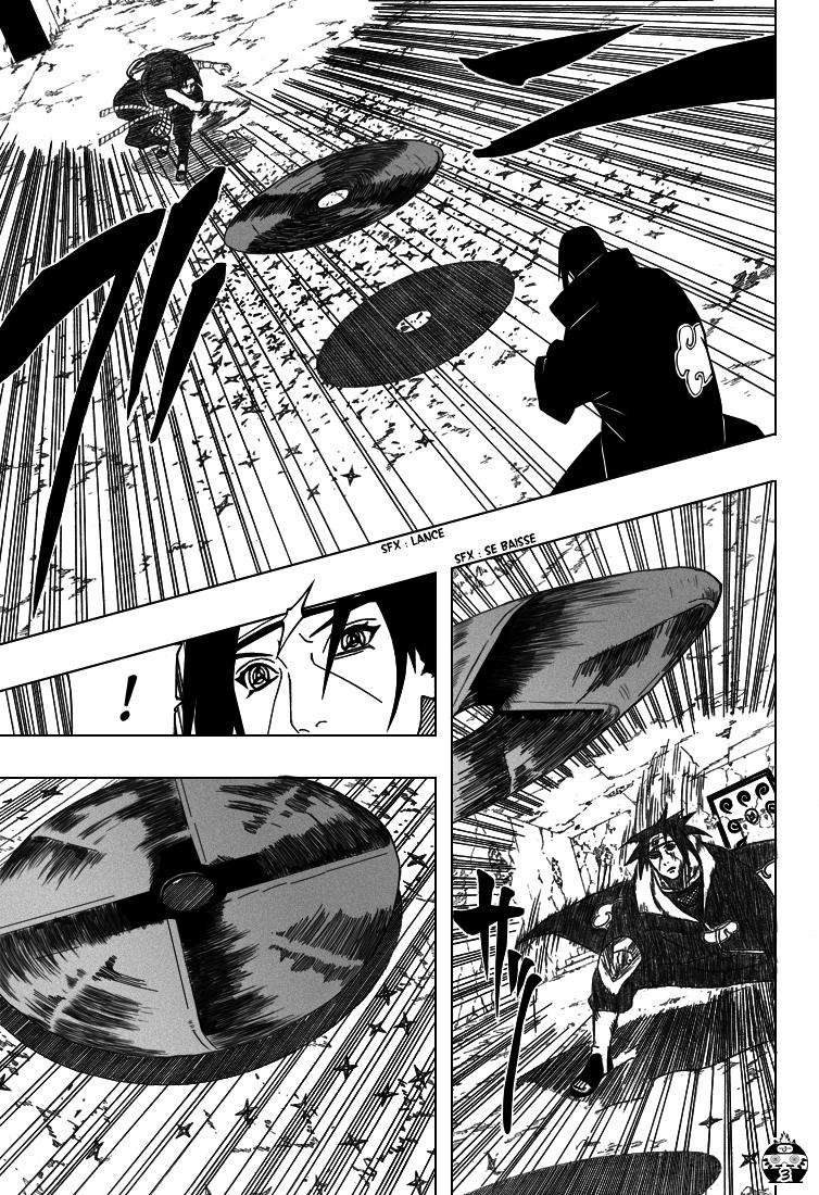 Naruto chapitre 389 - Page 3