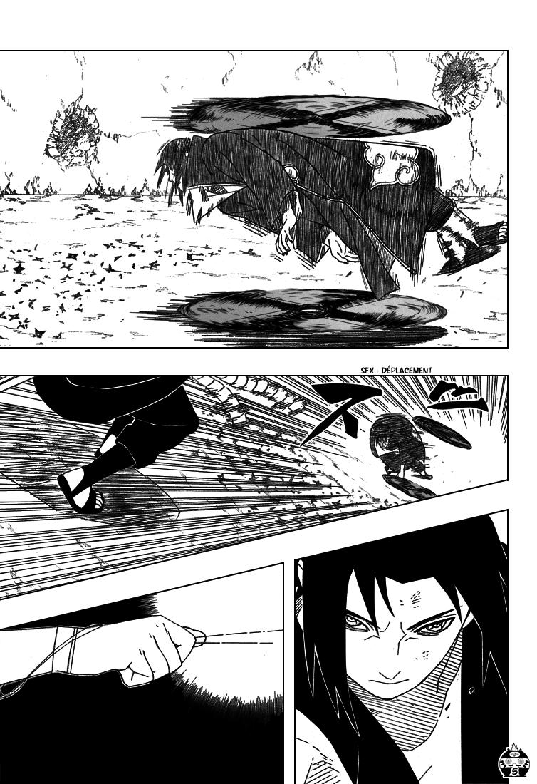 Naruto chapitre 389 - Page 5