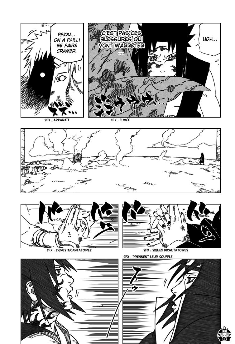 Naruto chapitre 389 - Page 13