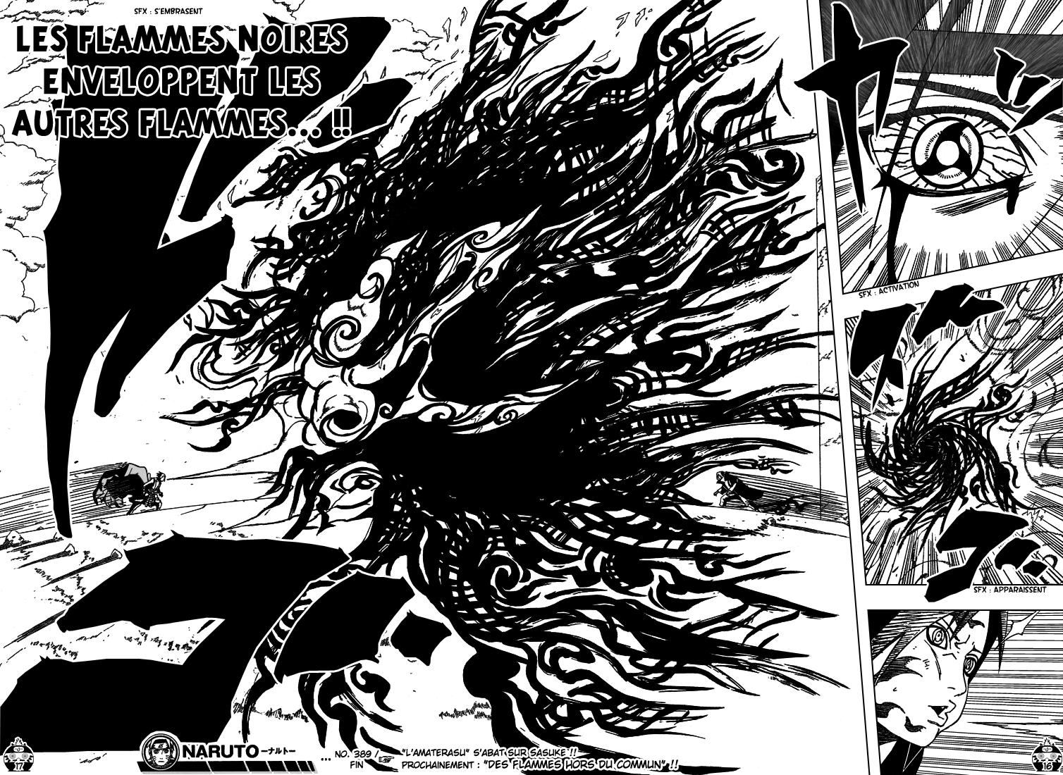 Naruto chapitre 389 - Page 16