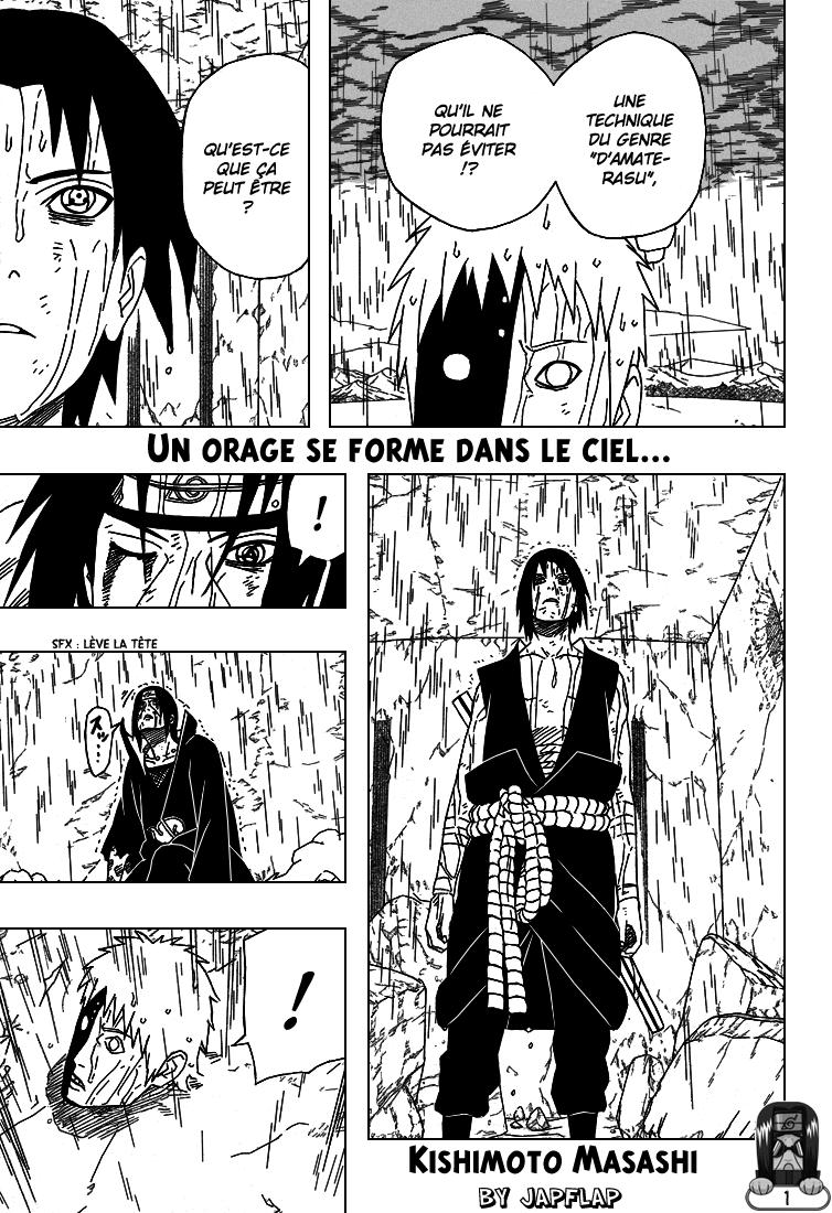 Naruto chapitre 391 - Page 1