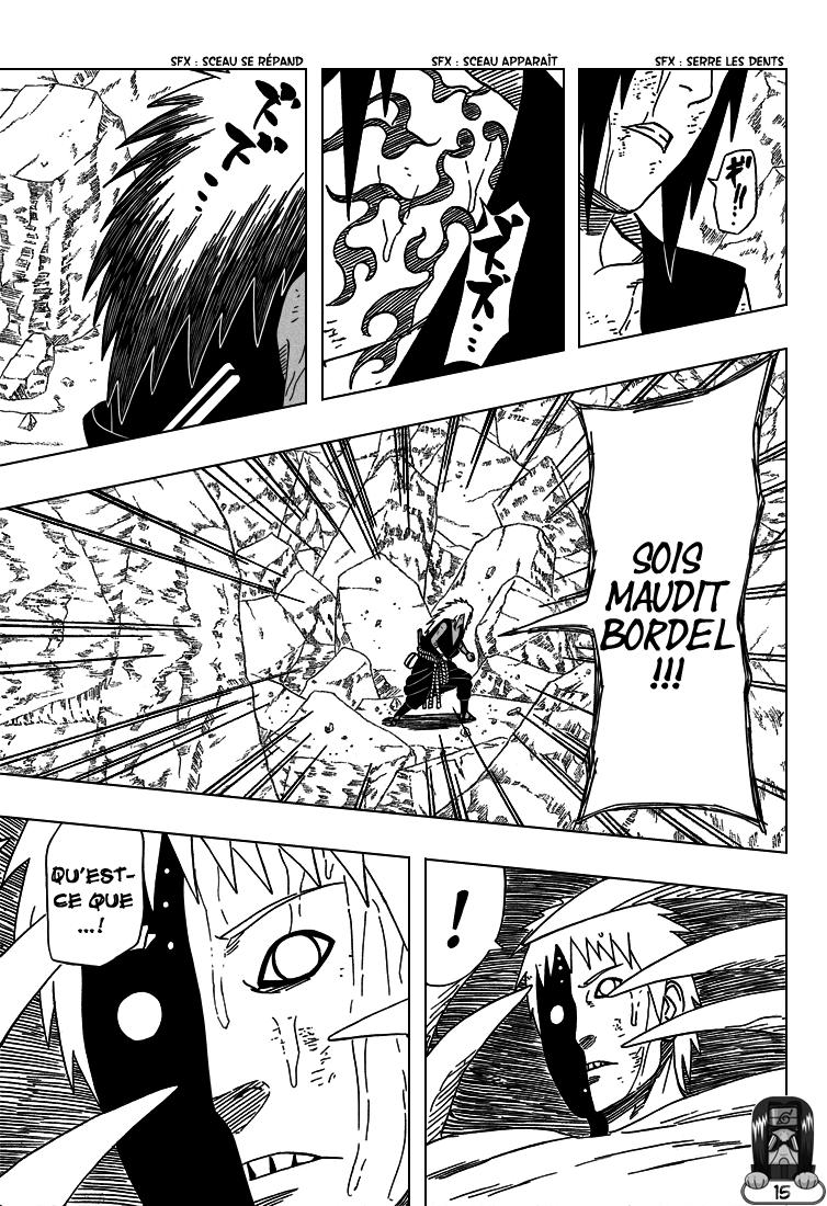 Naruto chapitre 391 - Page 14