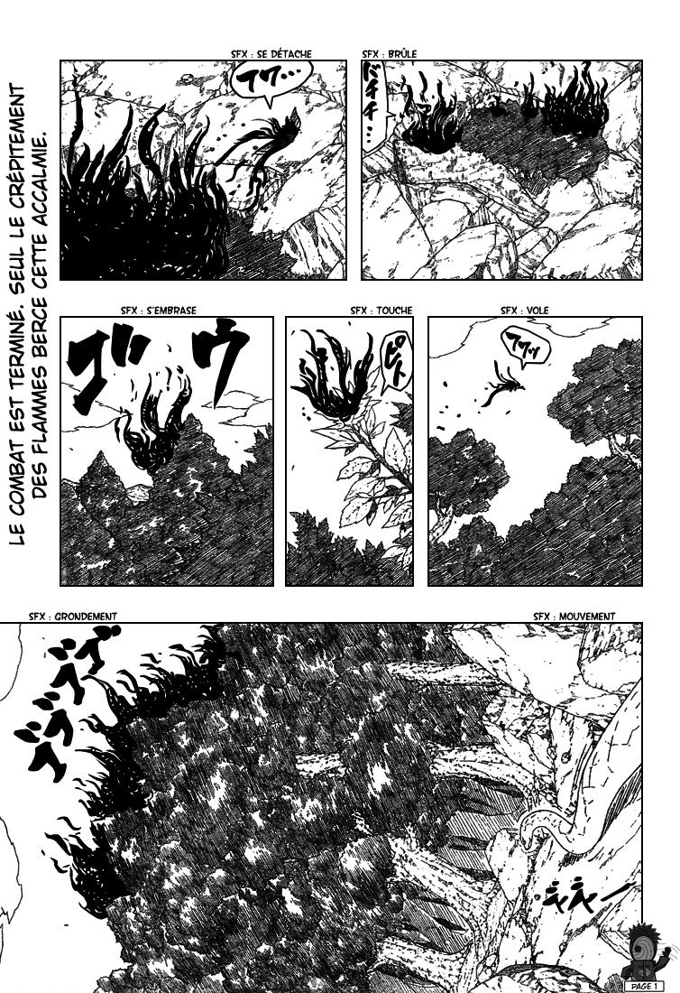 Naruto chapitre 394 - Page 1