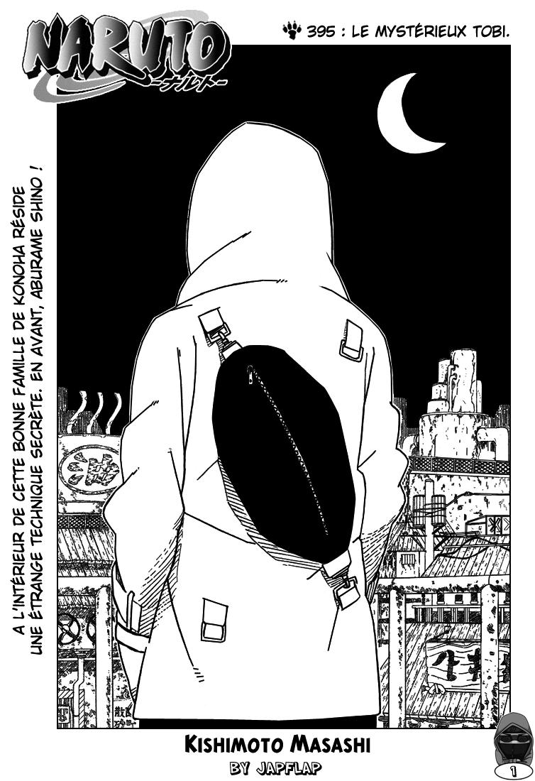 Naruto chapitre 395 - Page 1