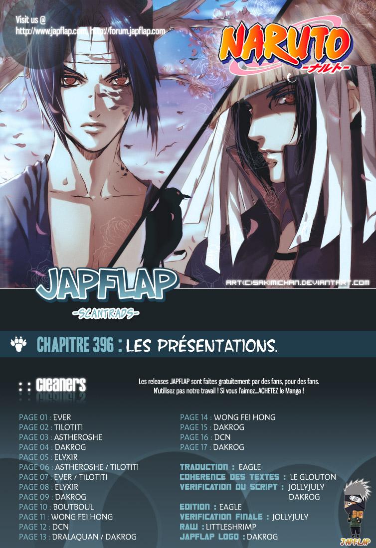 Naruto chapitre 396 - Page 18