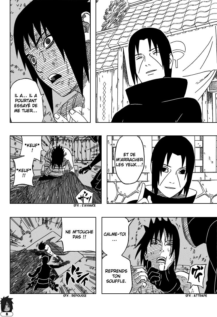 Naruto chapitre 398 - Page 7