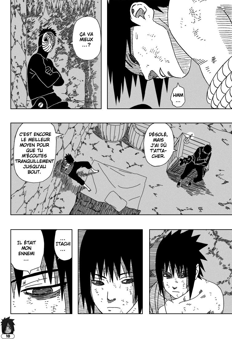 Naruto chapitre 398 - Page 9