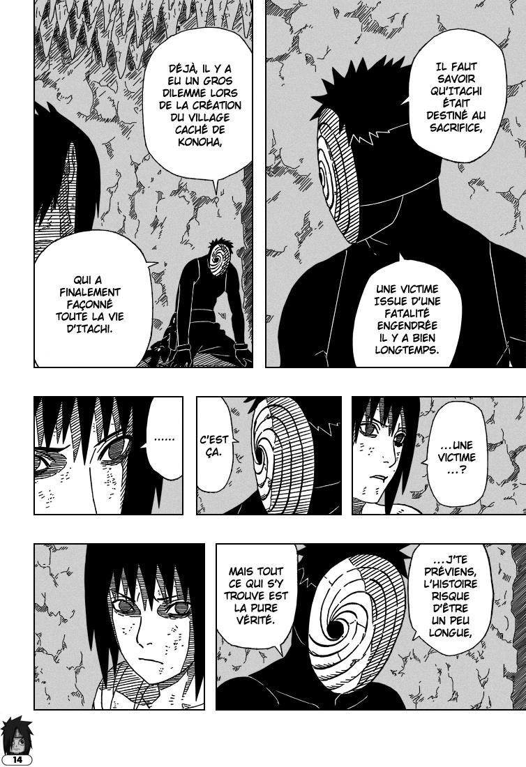 Naruto chapitre 398 - Page 13