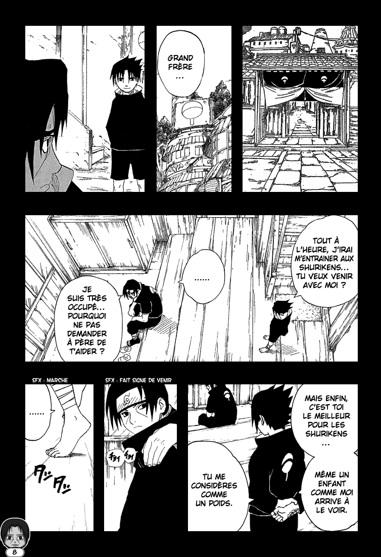 Naruto chapitre 402 - Page 8