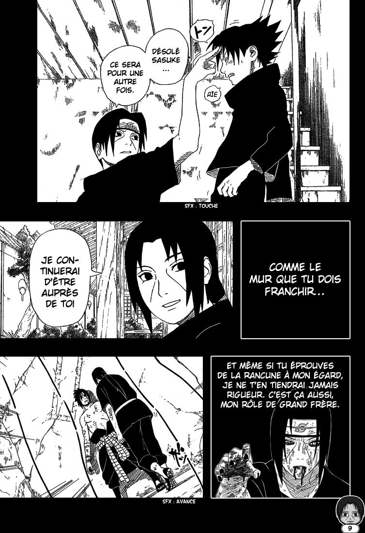 Naruto chapitre 402 - Page 9