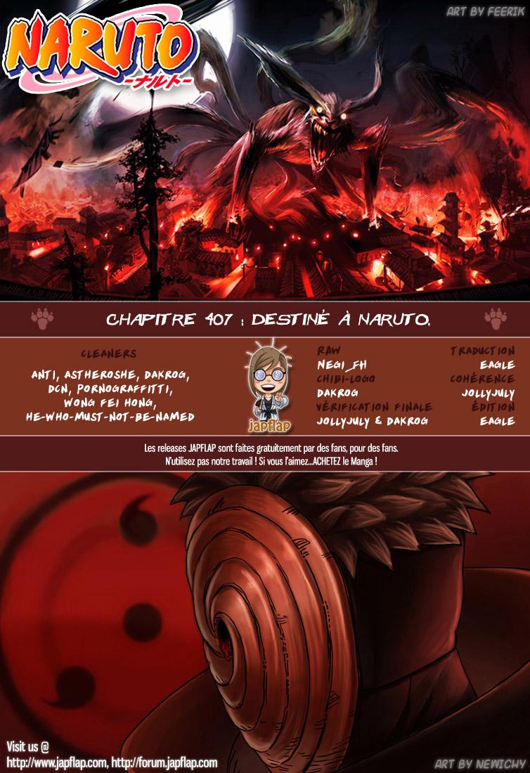 Naruto chapitre 407 - Page 18