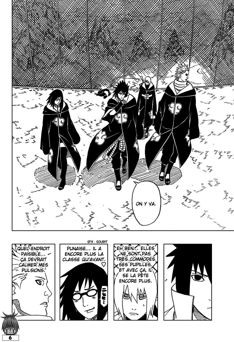 Naruto chapitre 408 - Page 6