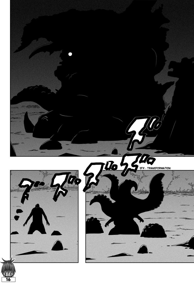 Naruto chapitre 408 - Page 16